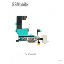 flex_conector_de_carga_iphone_5S_reparar_movil_madrid_servicio_tecnico_piezas_embajadores_repuestos_iphone_apple